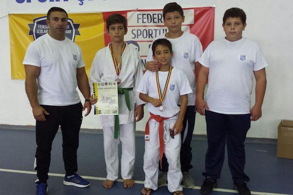 Judo-ul lipovan, noi rezultate frumoase la ediţia a 14-a a Cupei Aradului la judo