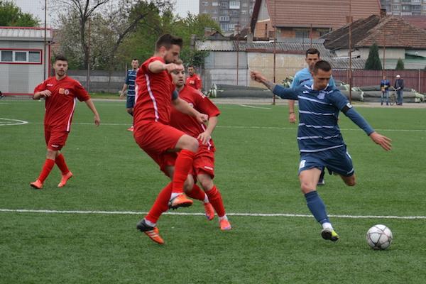 Liga a IV-a Arad, etapa a 21-a: Lipova răspunde Crișului cu un succes în fața vecinilor, Mailatul produce surpriza