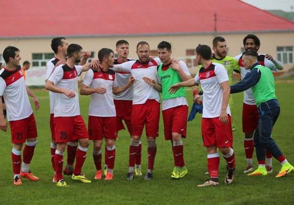 Liga IV-a Arad, etapa a 29-a: Lipova s-a apropiat decisiv de titlul de campioană