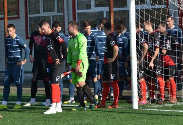 Etapa a 26-a (intermediară) în Liga IV-a: Câte trei goluri pentru pretendentele la titlu