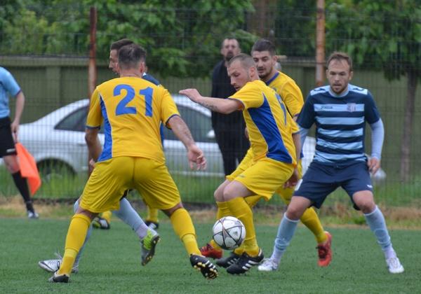 Liga a 4-a Arad, etapa a 27-a: Crișul ține pasul cu Lipova