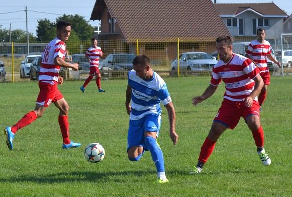 Repetiție pentru primul derby arădean pe puncte: Lipova – Cermei 0-2