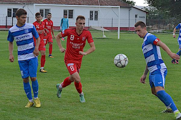 Șoimii Lipova – Hermannstadt II 3-0