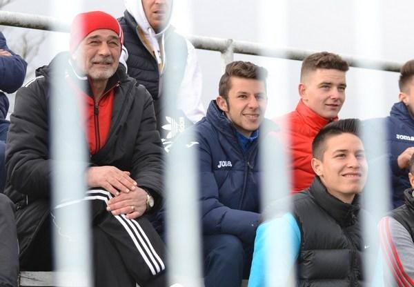 """Lipova și UTA Under 17 au rămas în priză cu amical, Trabalka a reușit """"dubla"""" împotriva fostului profesor"""