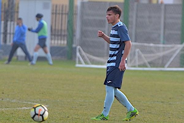 Oprescu l-a folosit o repriză pe Deta în Irlanda U18 – România U18 2-1