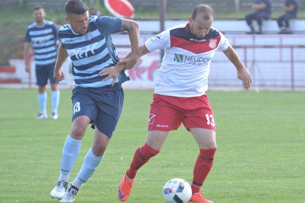 FOTO Cupa României: Zăbrani – Lipova 1-2