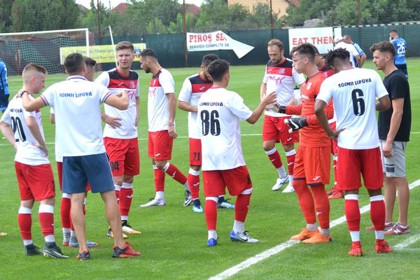 Liga 3, seria 4, etapa 2: Ocna Mureș – Șoimii Lipova 1-5