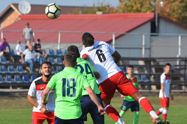Șoimii Lipova – CSM Lugoj 1-0