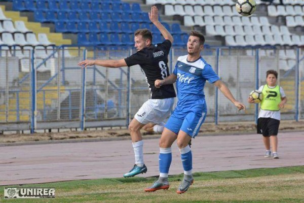 Unirea Alba-Iulia – Șoimii Lipova 0-1