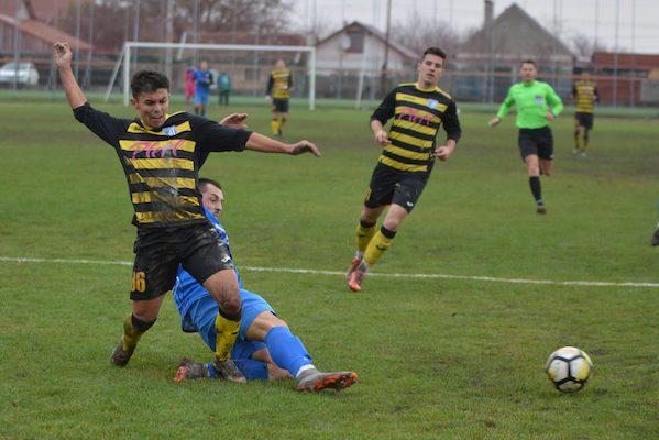 Șoimii Lipova – FC Avrig 1 – 2