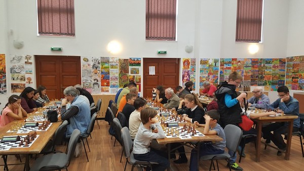Concursul de șah Memorial I.M. Victor Butunoi