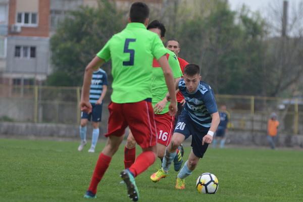 CSM Lugoj – Șoimii Lipova 2-2