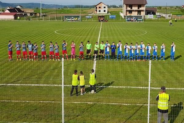 FC Avrig – Șoimii Lipova 1-3