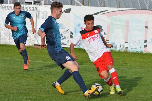Șoimii Lipova – Unirea Alba Iulia 1-1