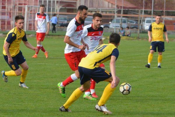 ACSO Filiași – Șoimii Lipova 0-1