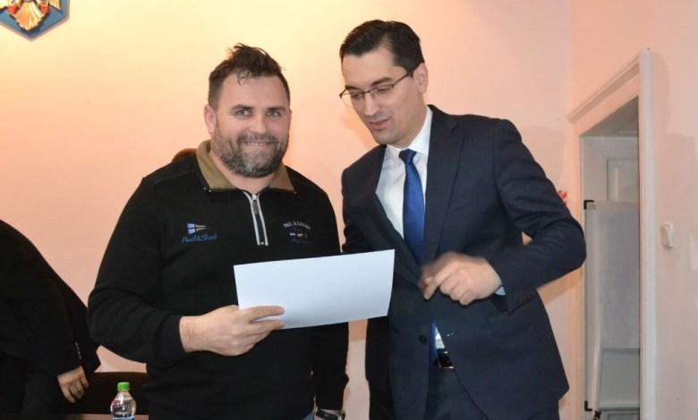 """Pus pe liber de Sântana, Marius Bătrân intră în stafful celor de la Șoimii Lipova: """"Cred în proiect!"""""""