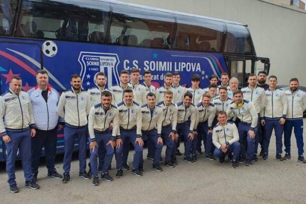 U Craiova 1948 – Șoimii LIpova 2-2 final