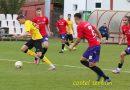"""David Ciubăncan a debutat în Liga 3-a cu o """"dublă"""" în contul Lipovei: """"Visul meu e să joc în Liga 1, dar aș vrea să și-l depășesc pe tata"""""""