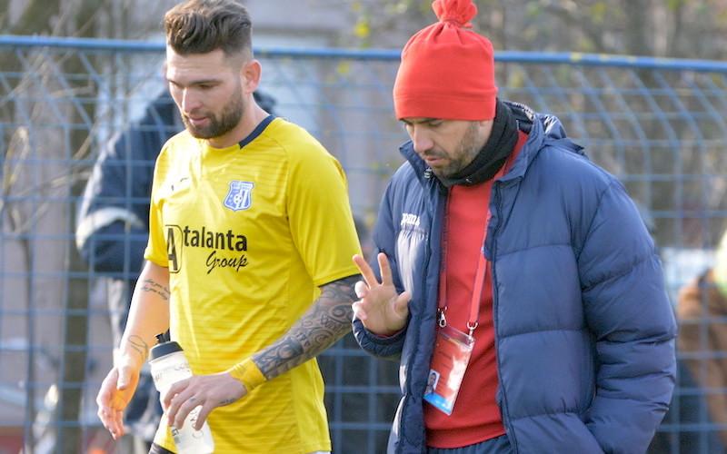 """Lipova rămâne fără succes la Cermei în Liga a 3-a! Sabău: """"Vreau să rămânem cu partea pozitivă, am dominat și am egalat în inferioritate numerică"""" +FOTO"""