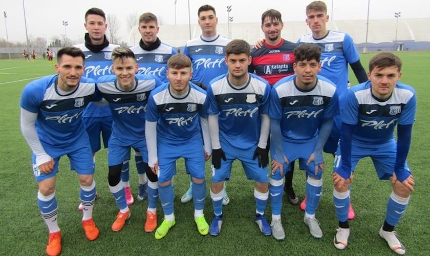 Divizionara secundă a întors golul achiziției Paulevici: Ripensia - Șoimii Lipova 2-1