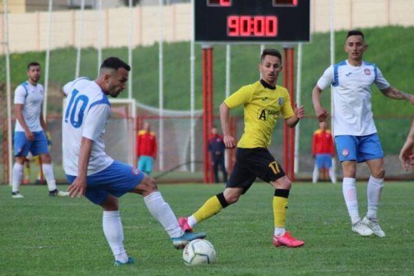 """Lipova pierde prima manșă a barajului de promovare cu Cisnădie, dar calificarea rămâne deschisă! Sabău: """"Au avut noroc că nu am dat mai multe goluri"""""""