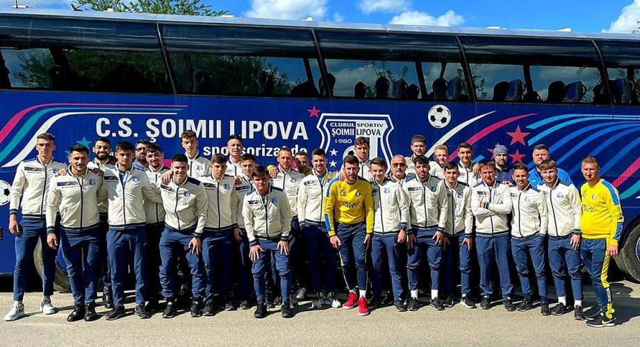 """Deși a pierdut prima manșă a barajului de promovare în Liga 3-a, Lipova are prima șansă cu Cisnădie: """"Să fim mai pragmatici decât în tur!"""""""